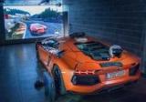 Игрок сделал Lamborghini игровой контроллер
