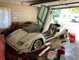 Внук нашел в гараже дедушки эксклюзивные Lamborghini и Ferrari