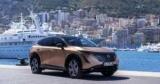 Nissan Ariya дебютировал на городской трассе Formula E в Монако