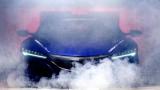 В Лас-Вегас едет модернизированное спортивное купе Acura NSX Dream Project