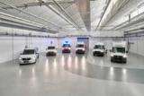Mercedes-Benz презентует инновационные решения для электрических фургонов