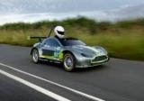 Aston Martin построил крошечная модель без мотора Vantage