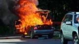 Что делать, если загорелось авто: ТОП-5 советов