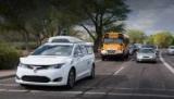 Беспилотные автомобили Waymo проходят испытания без водителей
