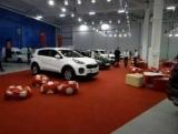 «Фалькон-Авто» представил популярные модели Kia  в ходе выставки «Агро Экспо 2017»