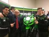 WSBK. В Италии официально презентовали команду украинца Никиты Калинина