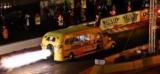 В США на школьный автобус установили реактивный двигатель от истребителя