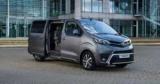Toyota Proace снова выйдет на украинский рынок