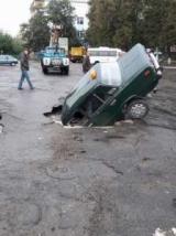 За ремонт авто из-за плохих дорог можно получить компенсацию - юрист